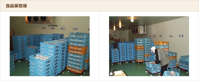 食品保管庫