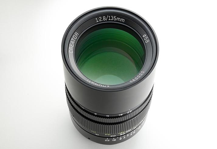 CREATOR 135mm F2.8 II 単焦点レンズ