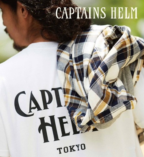 CAPTAINS HELM 2016AW