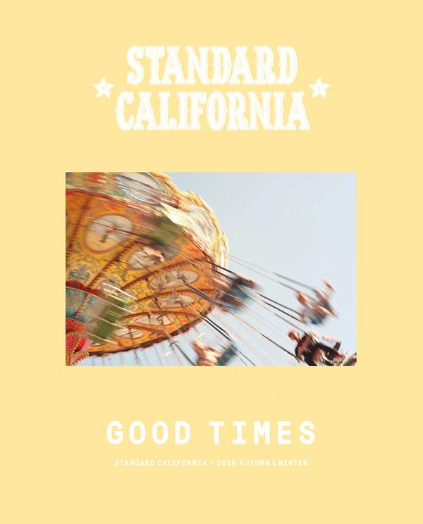 STANDARD CALIFORNIA 2016AW