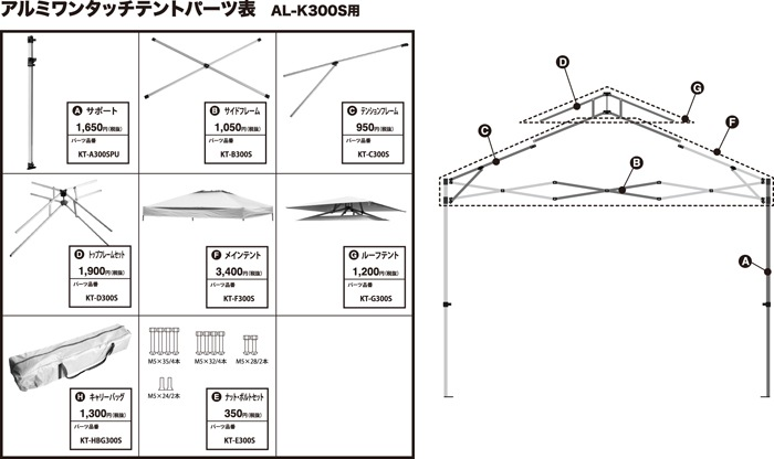 alk300s_partslist