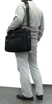 パスファインダー ビジネスバッグ ショルダーイメージ