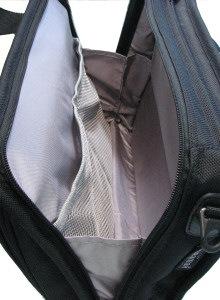 パスファインダー ビジネスバッグ 内装画像 1室タイプ