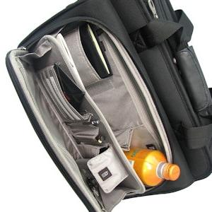 パスファインダー ビジネスバッグ チェックポイントフレンドリー PF3810CFB  フロントポケット