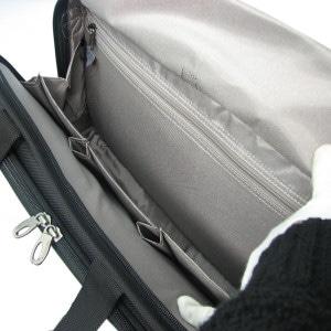 パスファインダー ビジネスバッグ チェックポイントフレンドリー PF3810CFB  内装