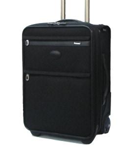パスファインダー スーツケース PF3819DAX-ブラック(黒) フロント画像