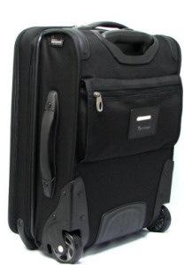 パスファインダー スーツケース PF3819DAX-ブラック(黒) 背面画像