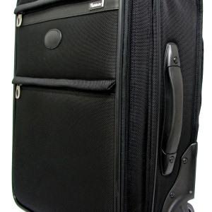 パスファインダー スーツケース PF3819DAX-ブラック(黒) ハンドル画像