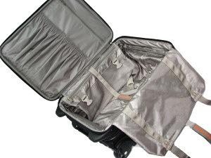 パスファインダー スーツケース PF3819DAX-ブラック(黒) 内装画像