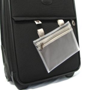 パスファインダー スーツケース PF3819DAX-ブラック(黒) ビニールパック画像
