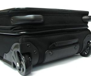 パスファインダー スーツケース PF3819DAX-ブラック(黒) ボトムハンドル画像