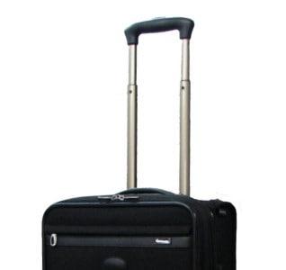 パスファインダー スーツケース PF3819DAX-ブラック(黒) スライドハンドル画像