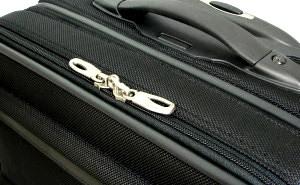 パスファインダー スーツケース ジッパー