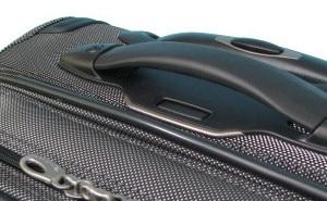 パスファインダー スーツケース カーゴストラップ装着前