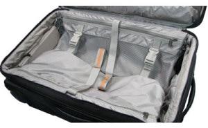 パスファインダー スーツケース 内装