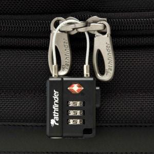 パスファインダー スーツケース PF3819DAX-ブラック(黒) TSAロック画像