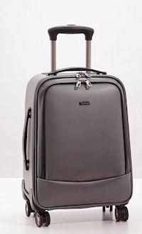 パスファインダー スーツケース 小型 18インチ TPU素材 PF2418 メタリック