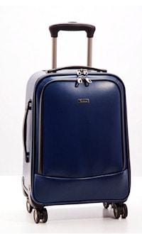 パスファインダー スーツケース 小型 18インチ TPU素材 PF2418 ネイビー