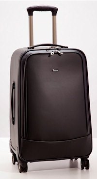 パスファインダー スーツケース 中型 22インチ TPU素材 PF2422 ブラック