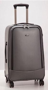 パスファインダー スーツケース 中型 22インチ TPU素材 PF2422 メタリック