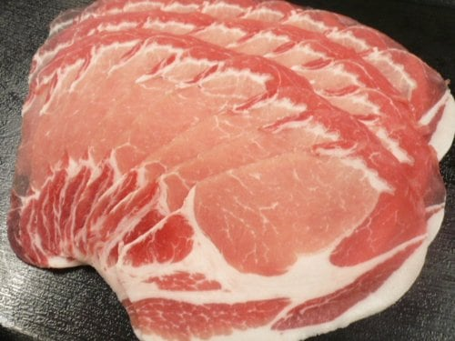 格安!!豚のロース肉 1000g