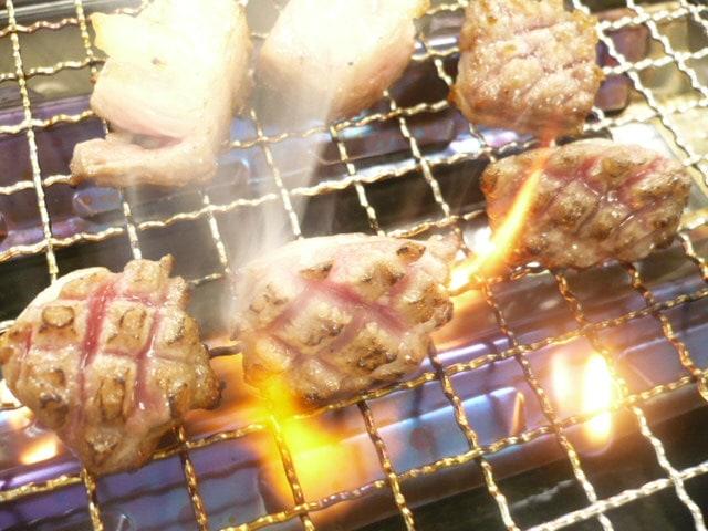 国産牛 カッパ 焼肉用 バラ凍結 500g