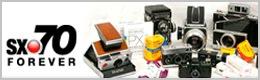 カメラを愛する方達の情報サイト「SX-70 FOREVER」
