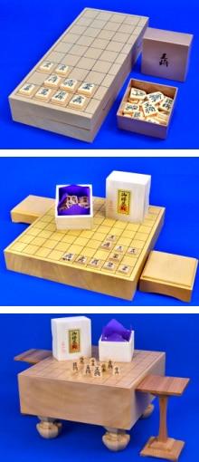 将棋盤セット各種