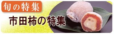 市田柿を使った和菓子特集