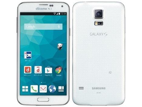 Galaxy S5(SC-04F・SCL23)