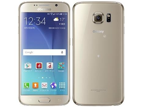 Galaxy S6(SC-05G)
