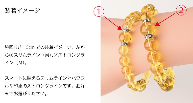 The△トライアングル〔黄水晶〕の説明〜