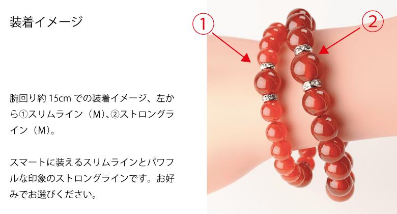 The△トライアングル〔レッドアゲート〕の説明〜