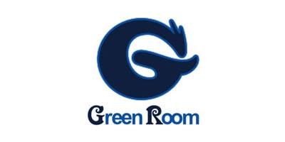 Green Room(グリーンルーム)ロゴ