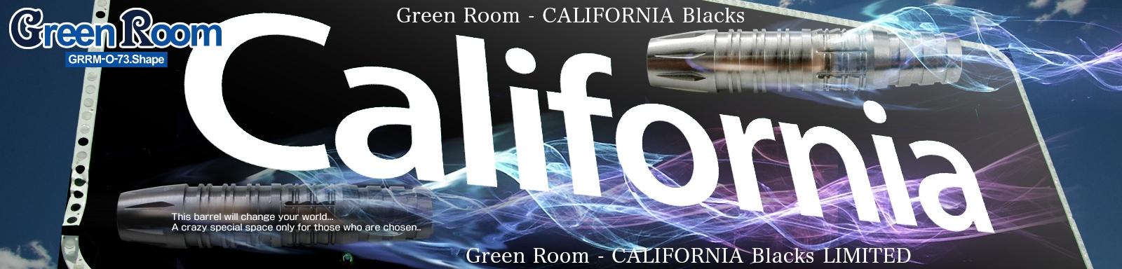 Green Room California Blacks 東田臣選手モデル