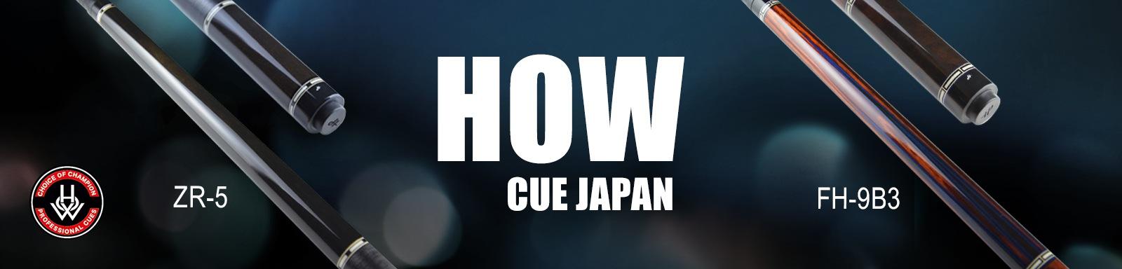 HOW CUE