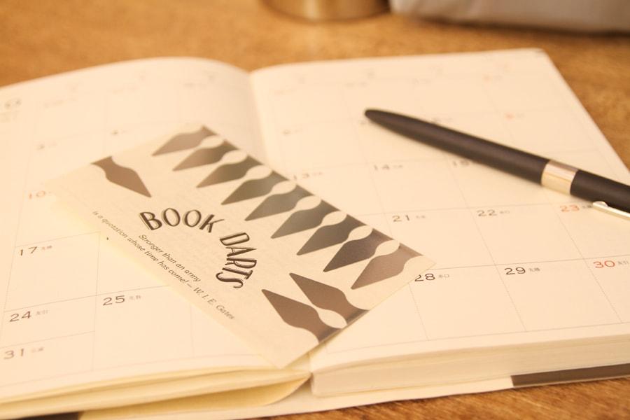 Book Darts / ブックダーツ ブックダーツ