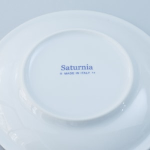 Saturnia. / サタルニア スタンダードプレート チボリ
