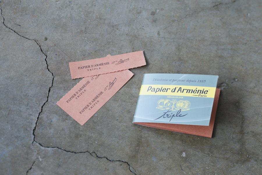 Papierd'Armenie/ パピエダルメニイ アロマペーパー
