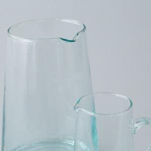 モロッコガラス ピッチャー