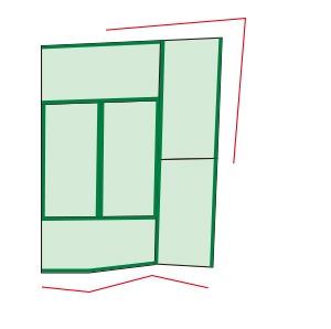 畳は長方形ではありません