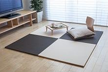置き型の畳(置き畳、敷き畳、ユニット、琉球畳)