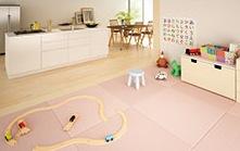 カラーバリエーションが楽しめる人気の琉球畳