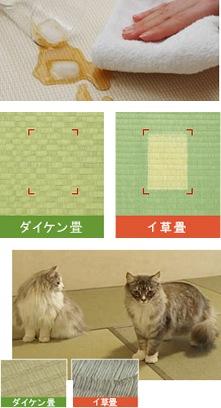 ダイケン和紙畳のメリット