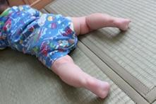 お子さんにも安心のダイケン和紙畳