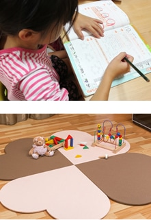 畳のリラックス効果で子どもの学習能力がアップ