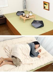 ダイケンの「畳ベッド」
