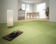 インテリアと調和するようなおしゃれな畳の部屋