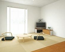 畳の劣化は、住環境、気候などによっても多少違う