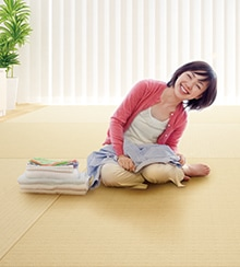 適切な時期にメンテナンスを行うと畳の寿命を延ばすことが出来る